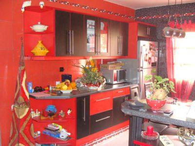 Cuisines en panneaux High Gloss